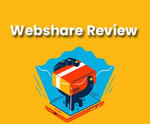 Webshare Review