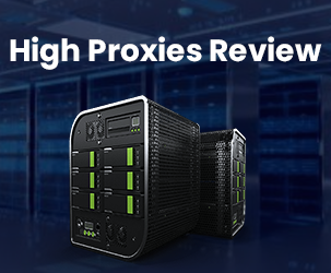 High Proxies Review