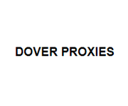Dover Proxies Coupons